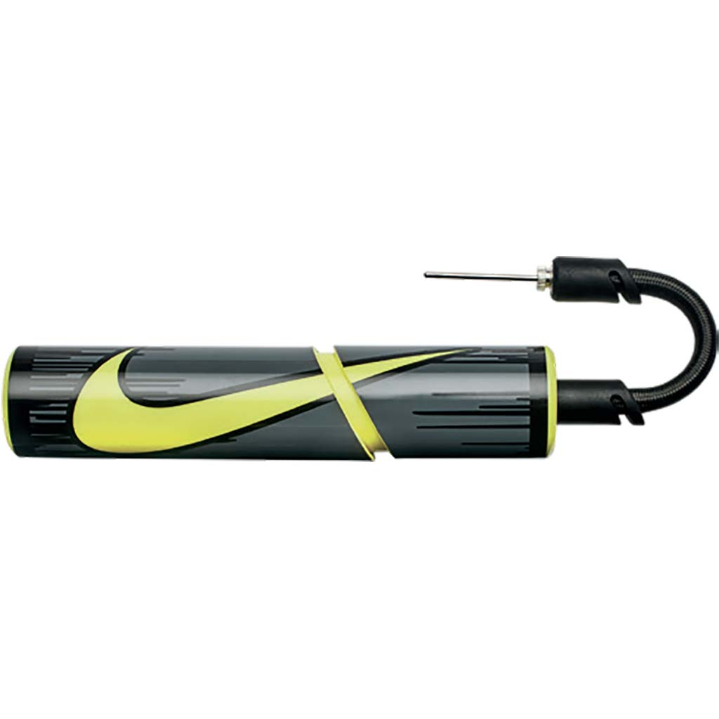 NIke essential ball pump anthracite yellow