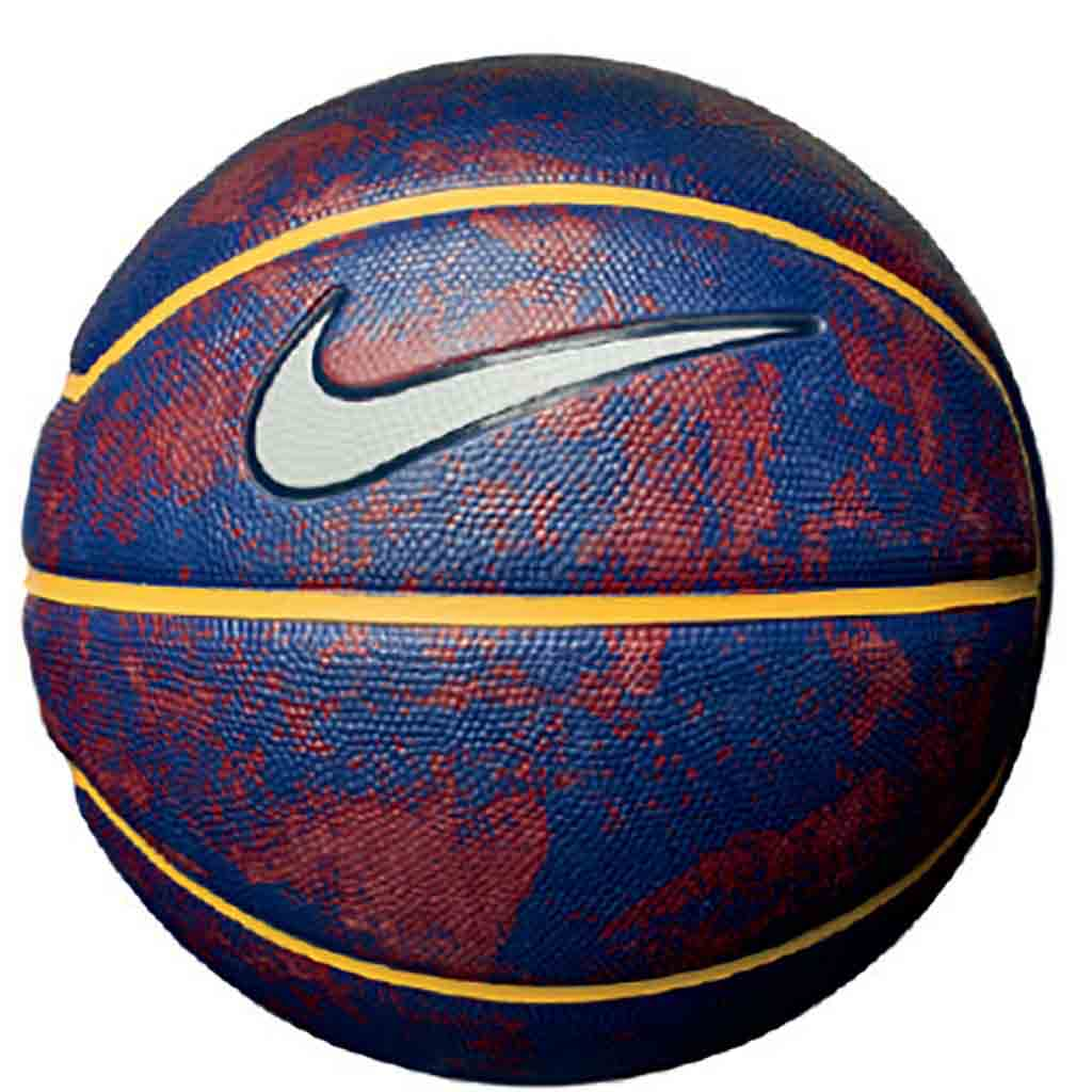 Nike LeBron Skills ballon de basketball red