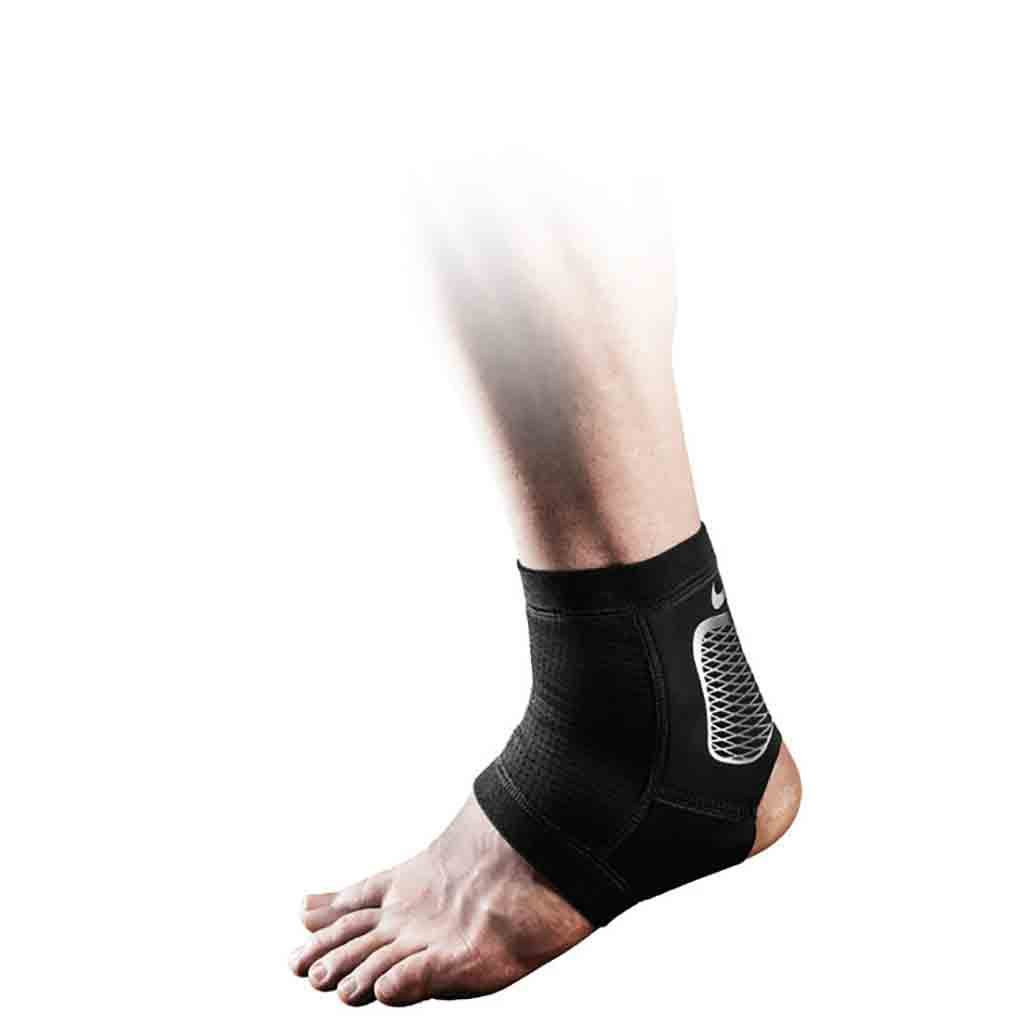 Nike Pro Hyperstrong ankle sleeve 3.0 black grey