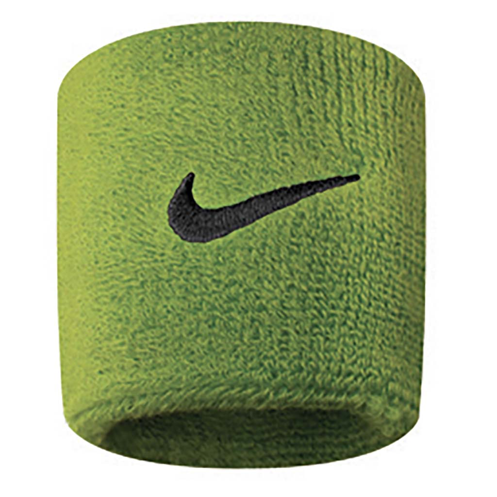 Nike Wristbands Swoosh lime