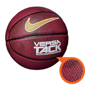 Ballon de basket Nike Versa Tack 8P red crush citron