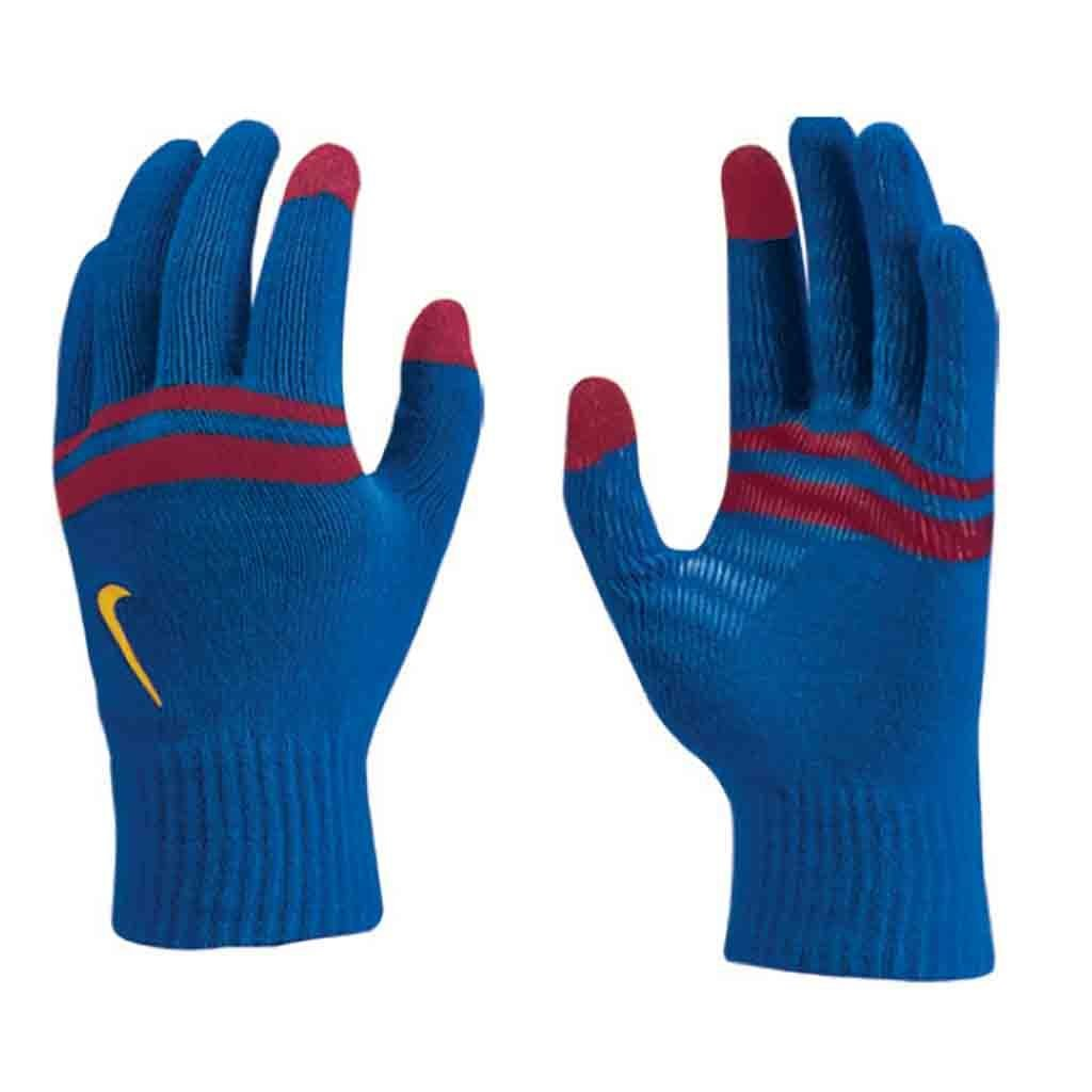 Nike YA Stripe Knitted Tech and Grip Gloves gants de sport