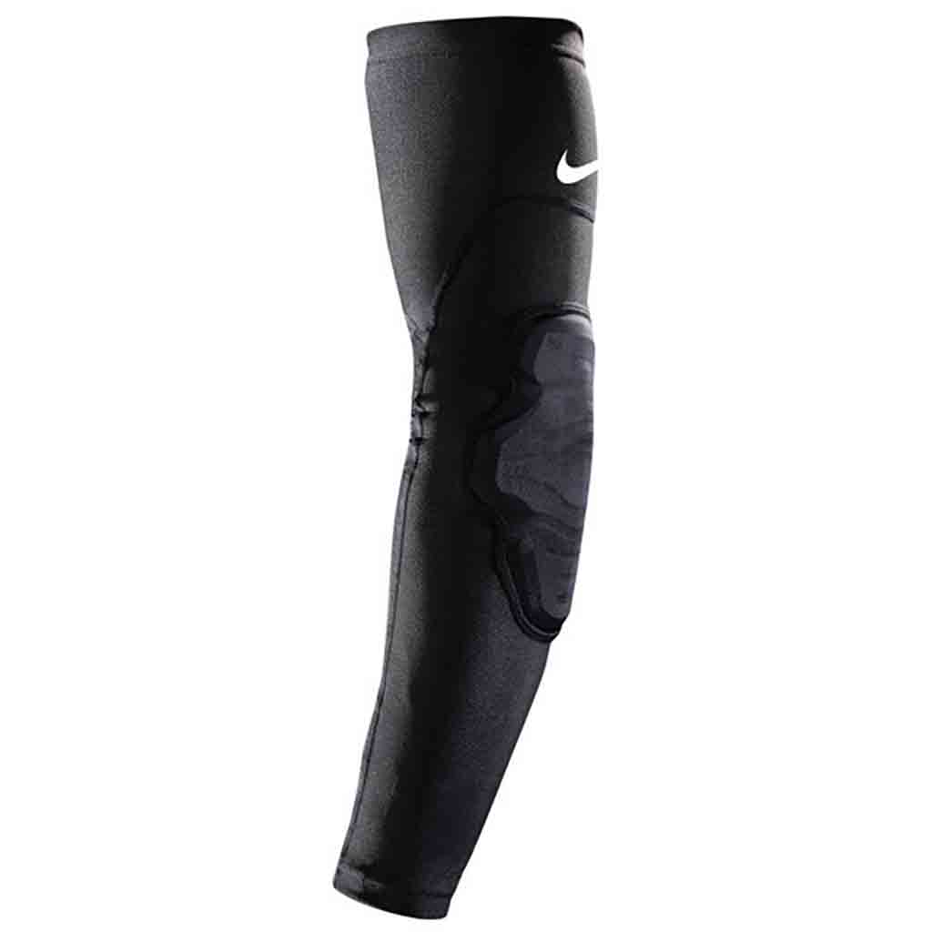 Nike Hyperstrong Padded Elbow Sleeve manchon de basketball noir
