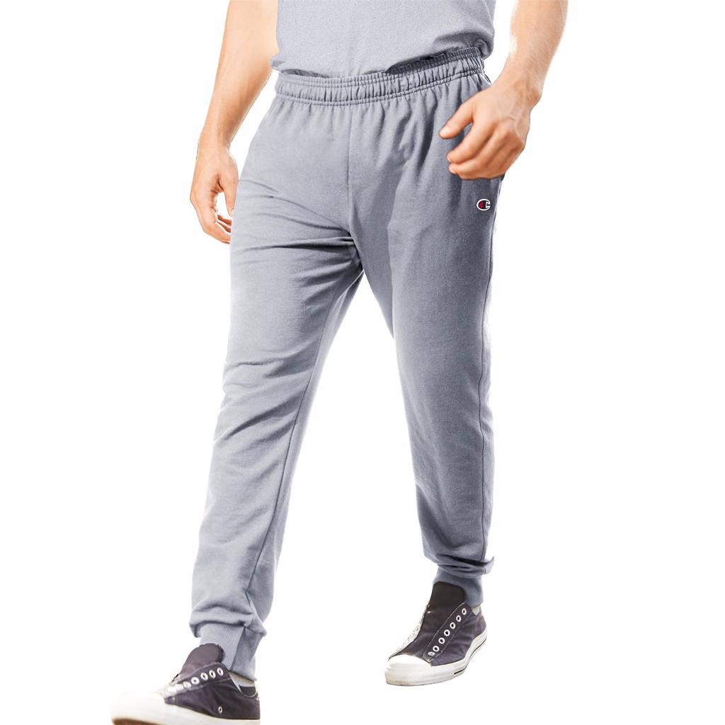 Champion French Terry pantalon jogger en molleton gris pour homme