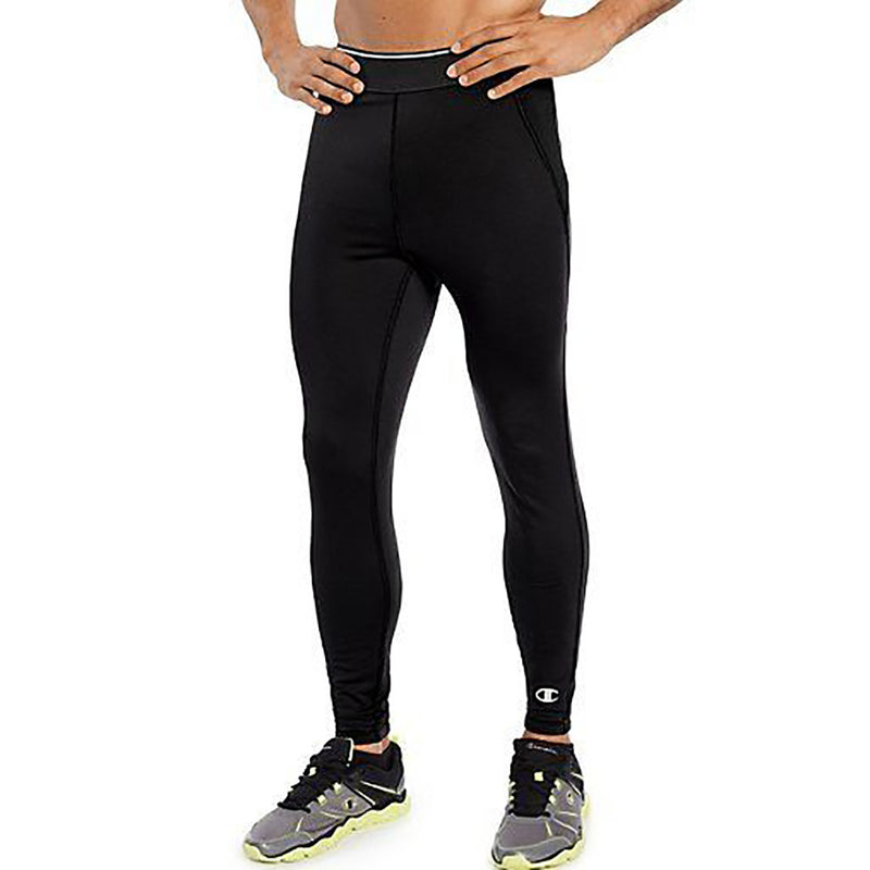 Champion Cold Weather Tights men's running tights black
