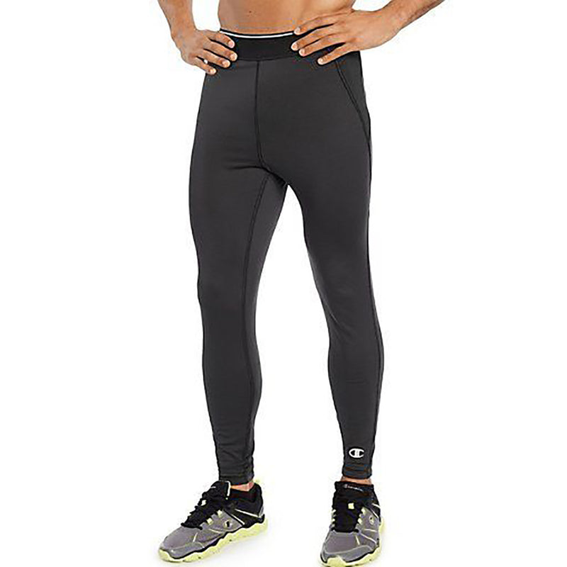Champion Cold Weather Tights men's running tights grey