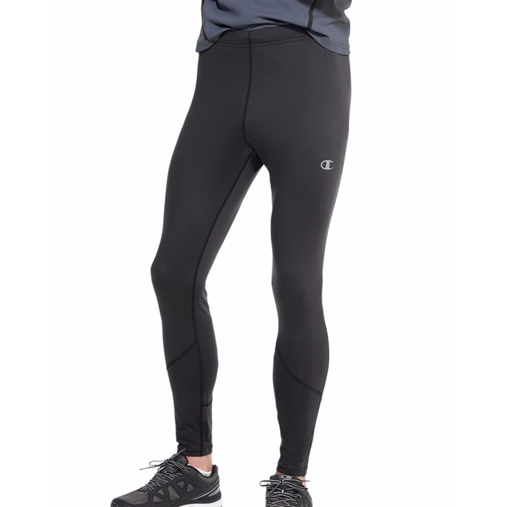 Champion Vapor Run 6.2 men's running tights black