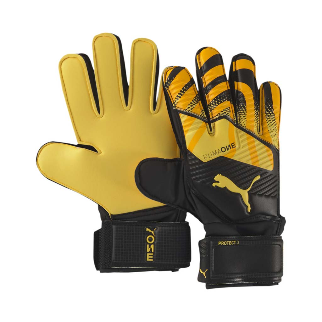 Puma One Protect 3 Junior gants de gardien de but de soccer