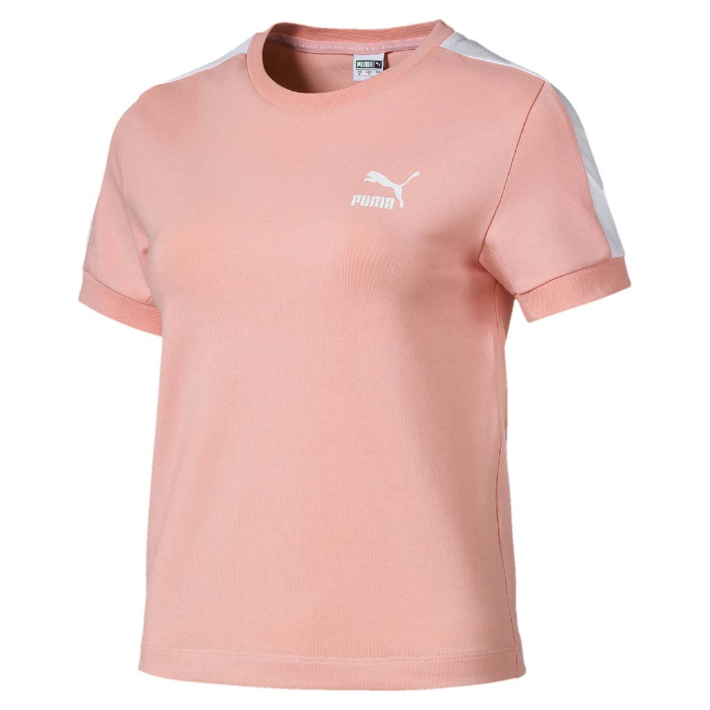 Puma Classics Tight T7 T-shirt pour femme rose