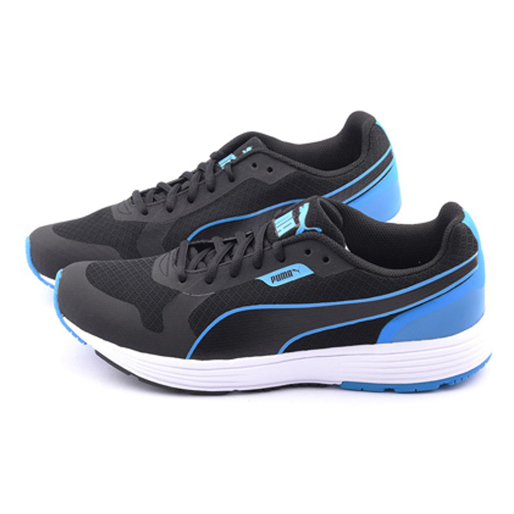 Puma FTR ST Runner 2 Mesh men's running shoes blcak blue