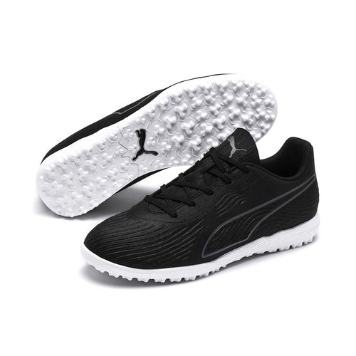 Puma One 19.4 TT turf junior chaussure de soccer noir