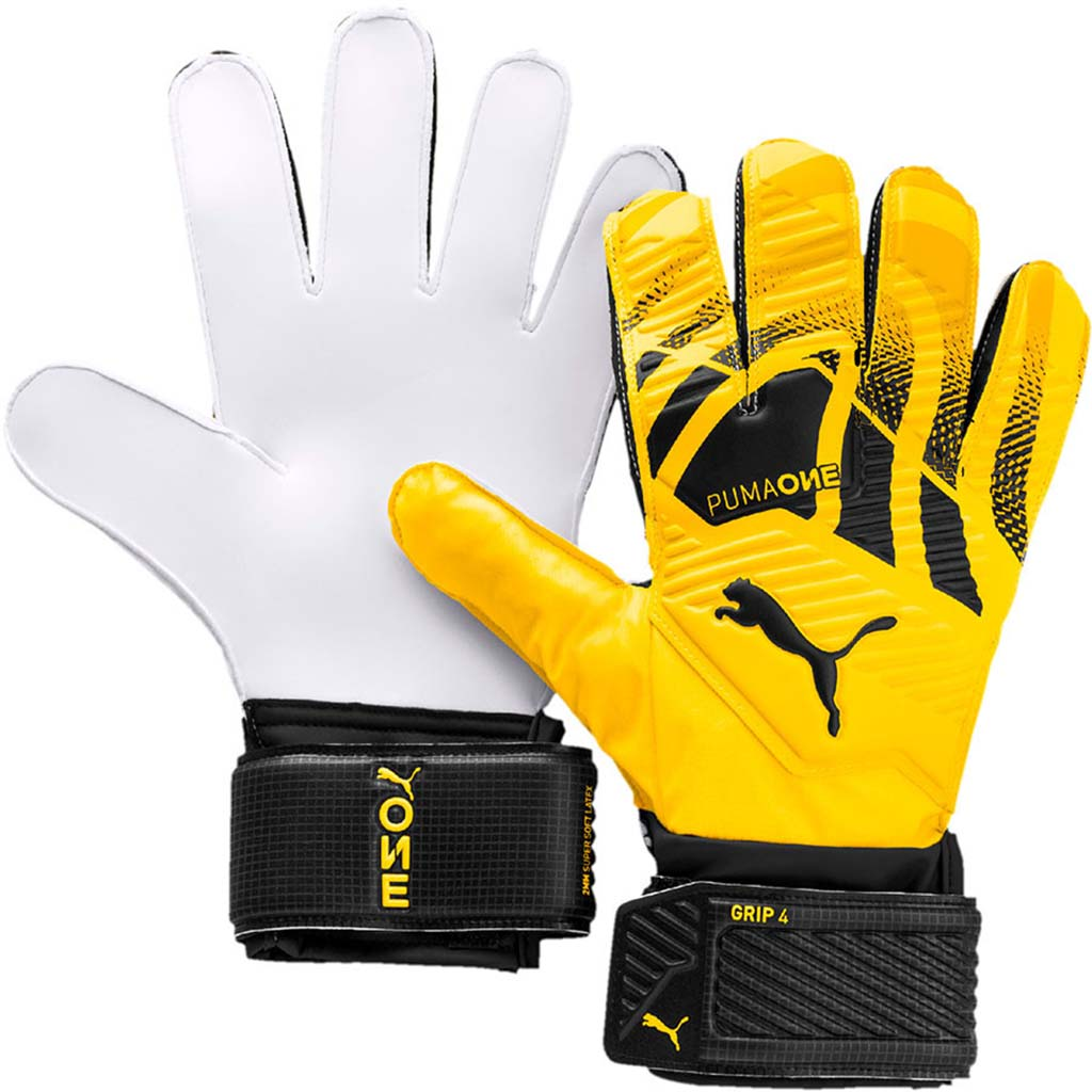 Puma One Grip 4 RC gants de gardien de soccer junior