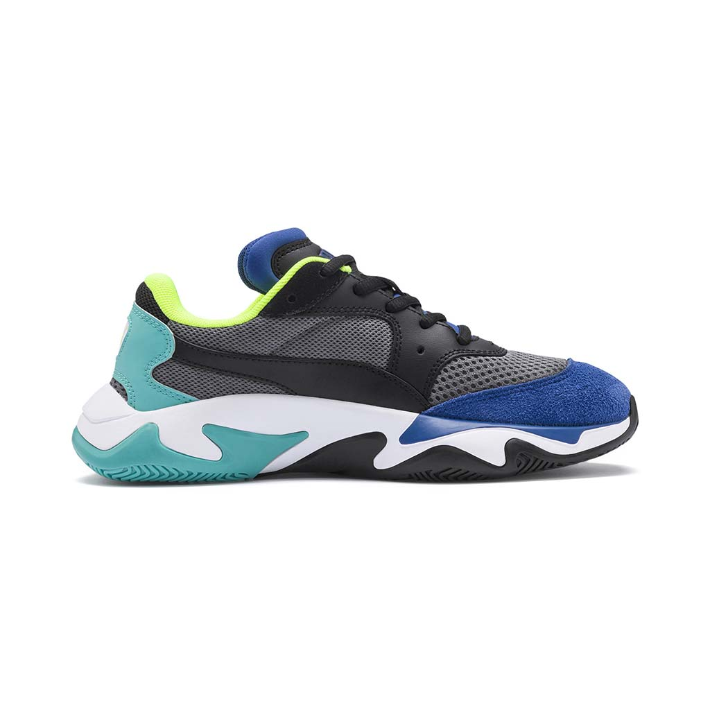 Puma storm origin sneakers junior galaxy blue castlerock