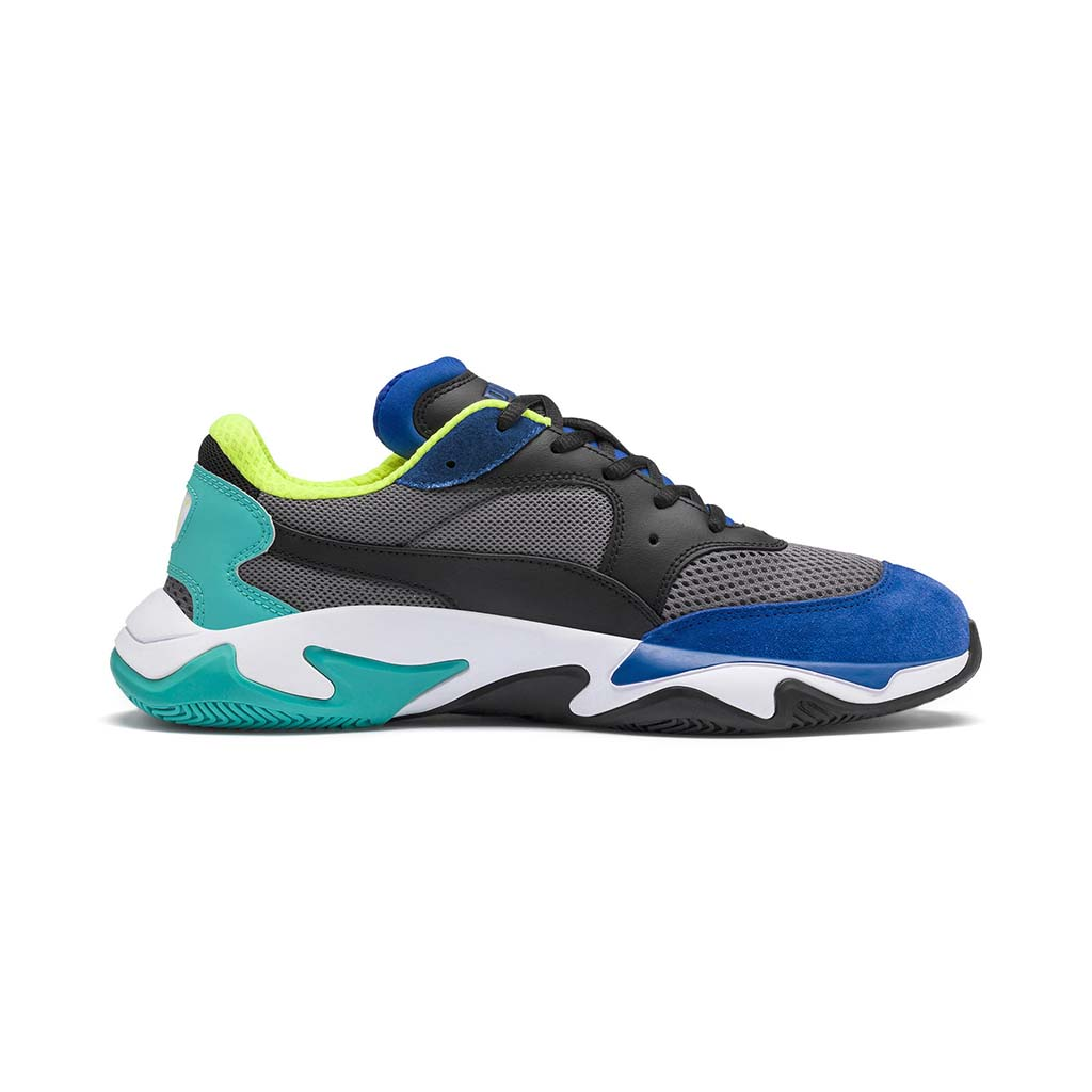 Puma storm origin sneakers galaxy blue castlerock