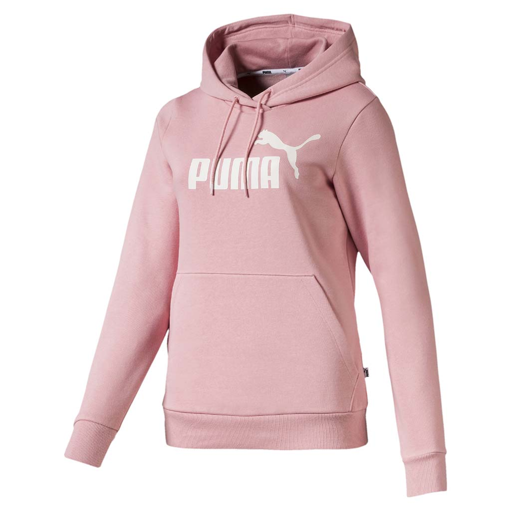 Kangourou a capuche pour femme Puma Essential Fleece bridal rose