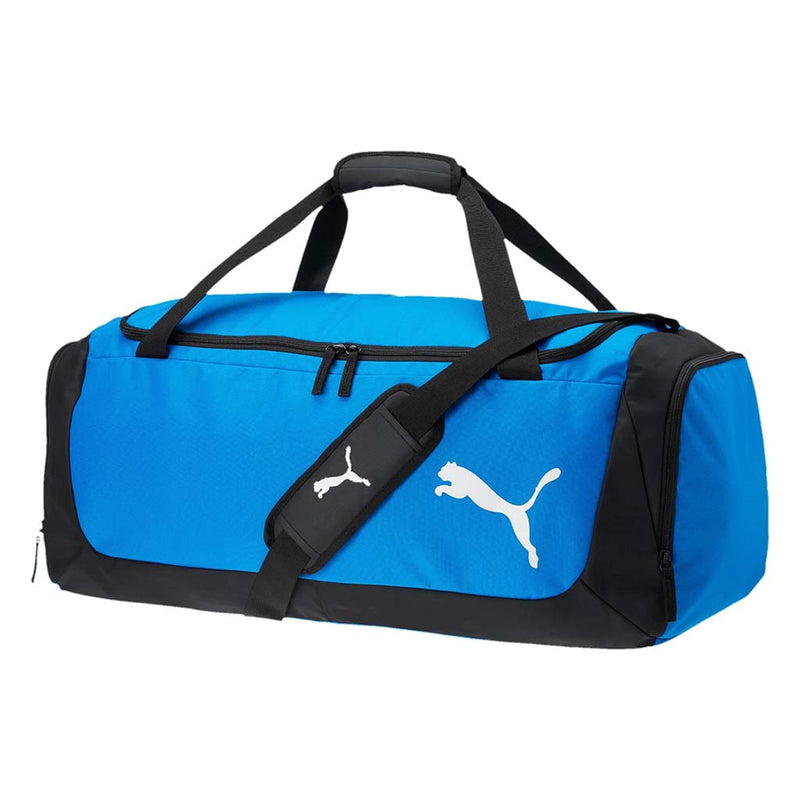 Puma Football Medium Duffle Bag Sac de soccer bleu