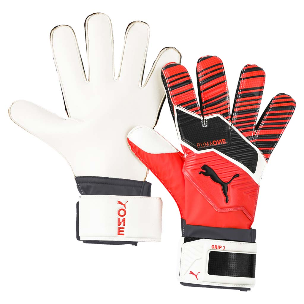 Puma One 3 junior soccer gloves