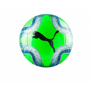Puma Final 6 MS trainer ballon de soccer vert lagon