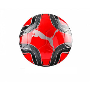 Puma Final 6 MS ballon de soccer rouge gris
