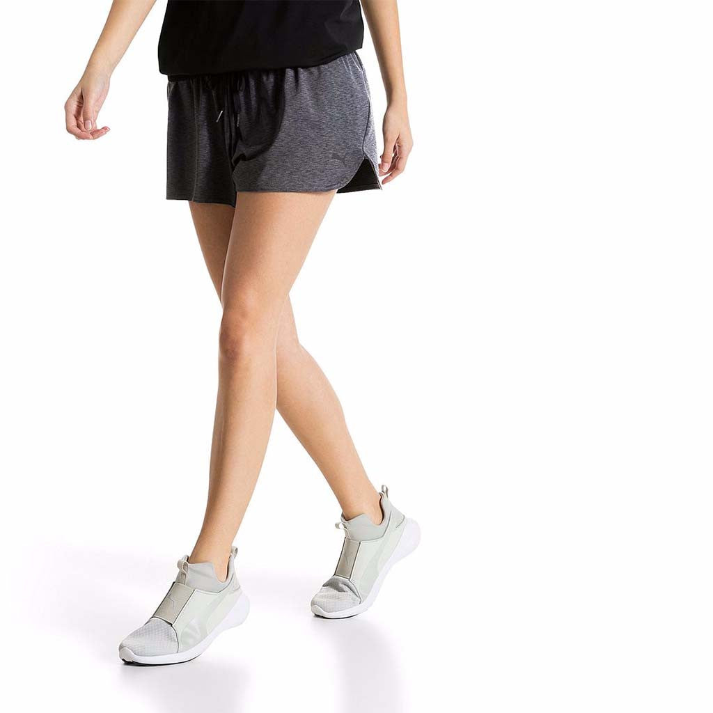 PUMA Active Transition draped women's short black Soccer Sport Fitness
