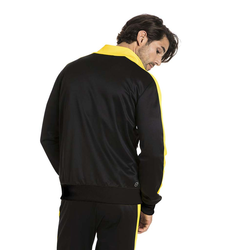 Veste de survetement Puma BVB T7 Track Jacket noir lv1
