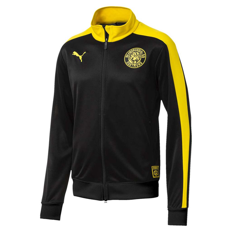 Veste de survetement Puma BVB T7 Track Jacket noir