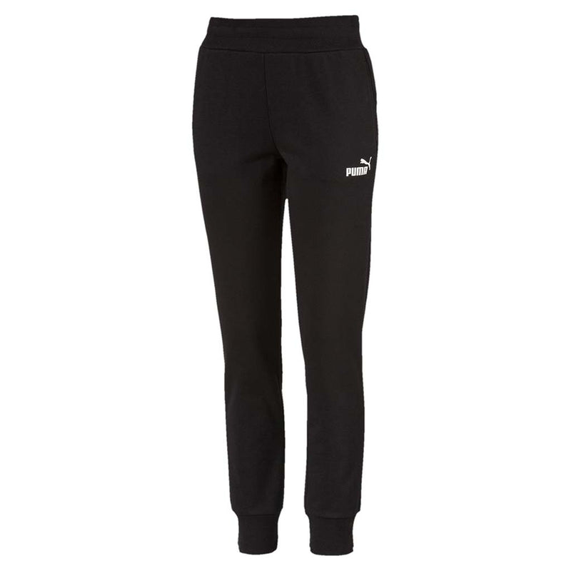 Pantalon de survetement Puma Essential Sweatpants noir pour femme