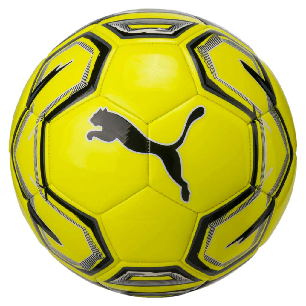 Ballon de soccer interieur Puma Futsal 1 Trainer MS Ball jaune