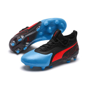 Puma One 19.1 FG chaussure de soccer junior paire