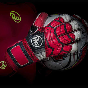 RG Goalkeeper Gloves Chebereh gants de gardien de but ballon Soccer Sport Fitness