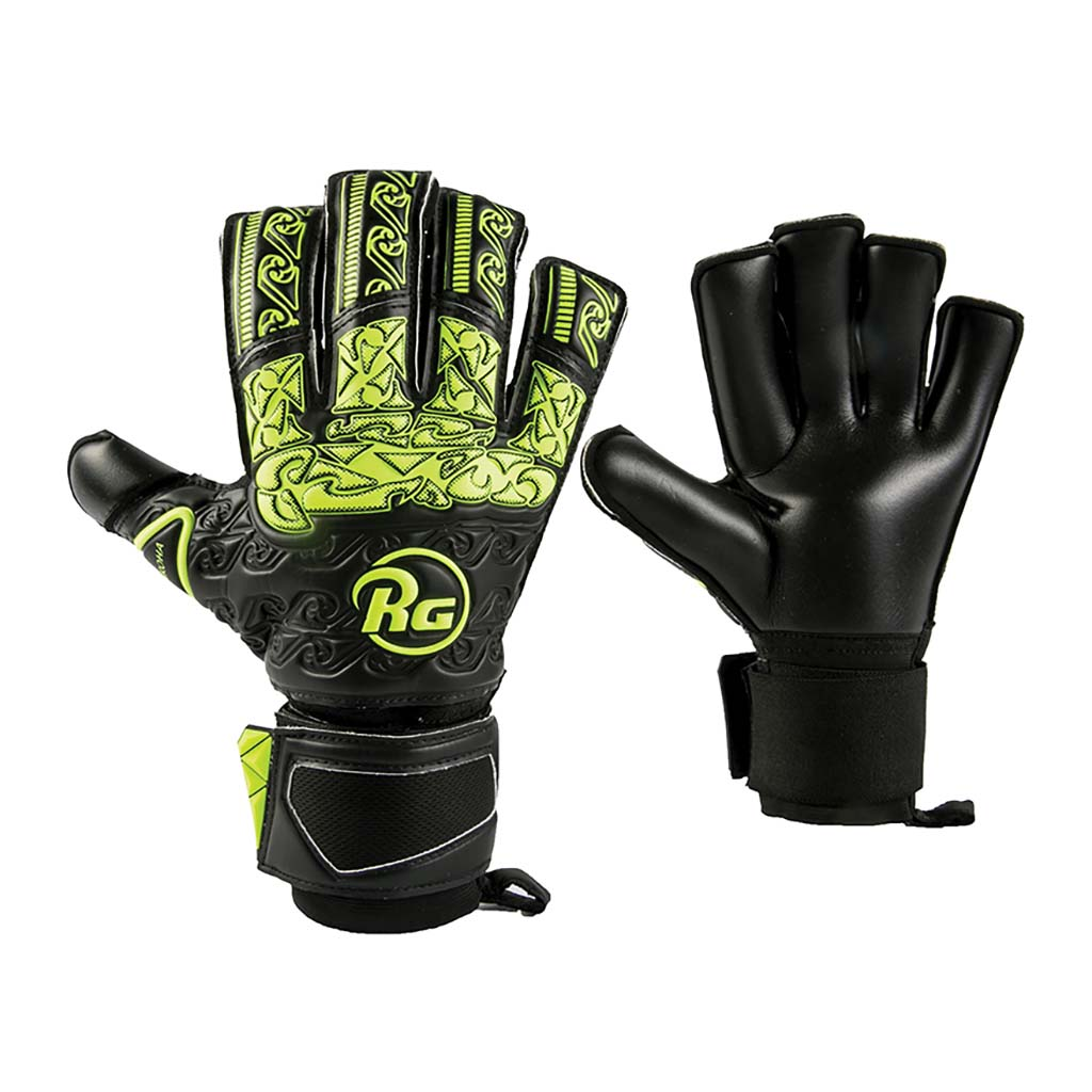RG Goalkeeper Haka Aroha junior soccer gloves