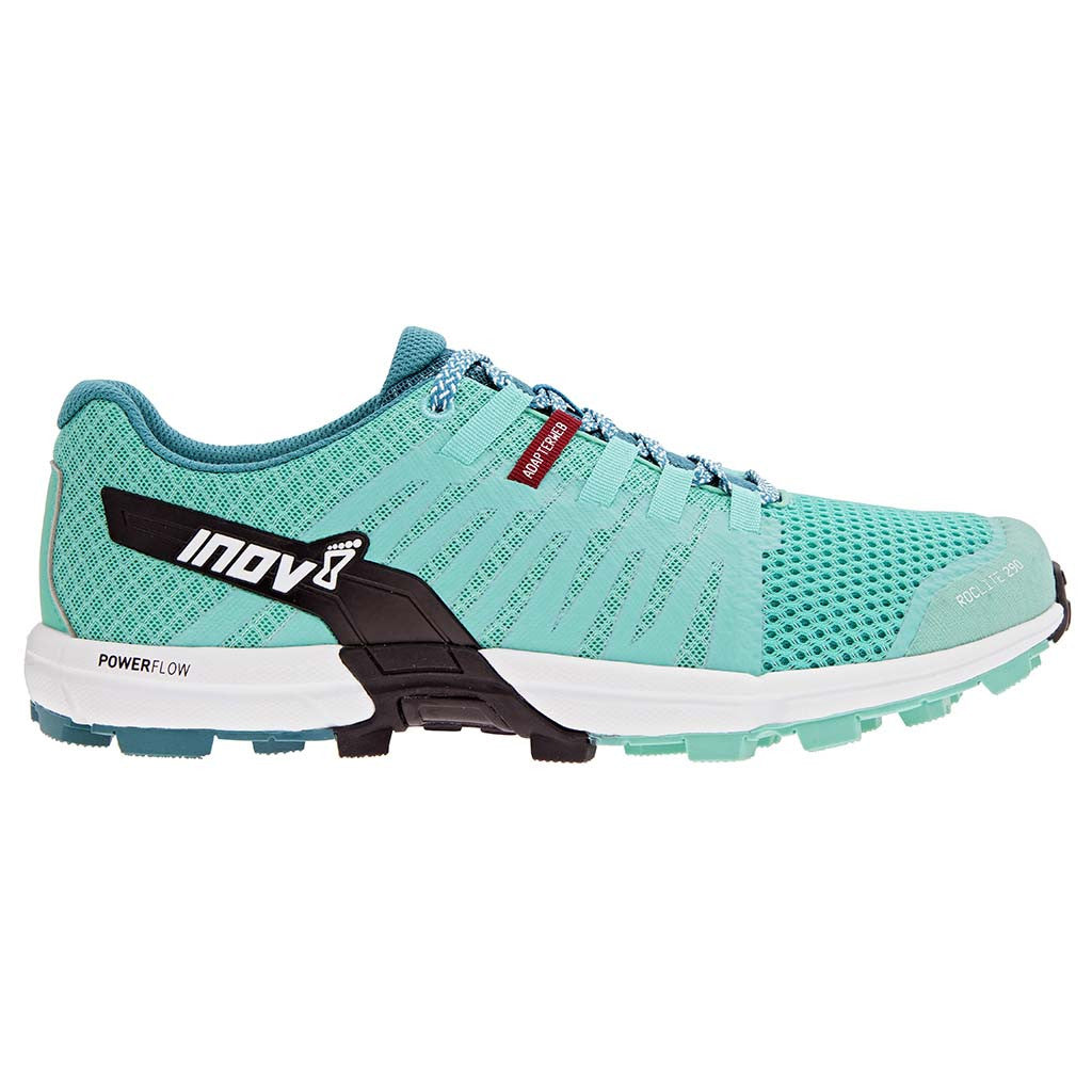 INOV-8 Roclite 290 women's trail running shoes blue black