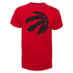 Toronto Raptors NBA Big Red Short Sleeve T-Shirt