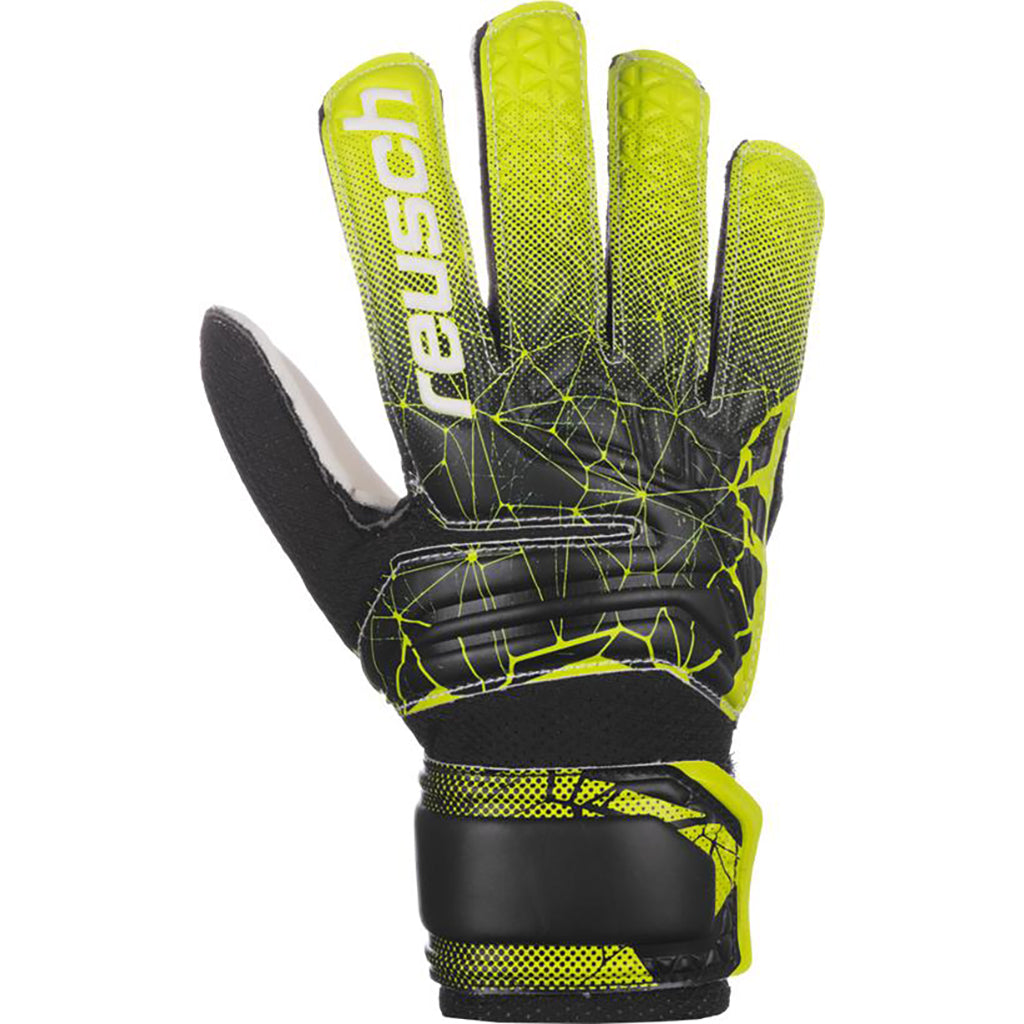 Reusch Fit Control SD Open Cuff junior soccer gloves