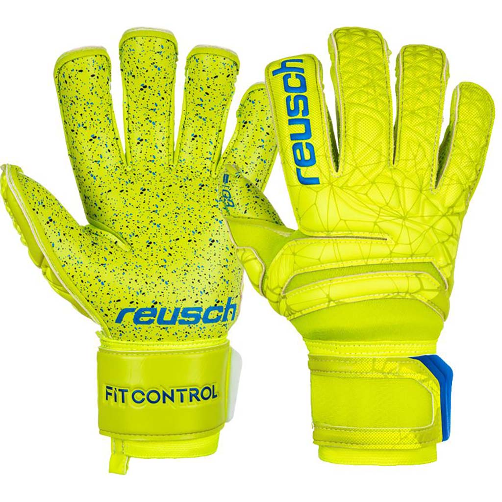 Reusch Fit Control G3 Fusion Evolution soccer gloves pair