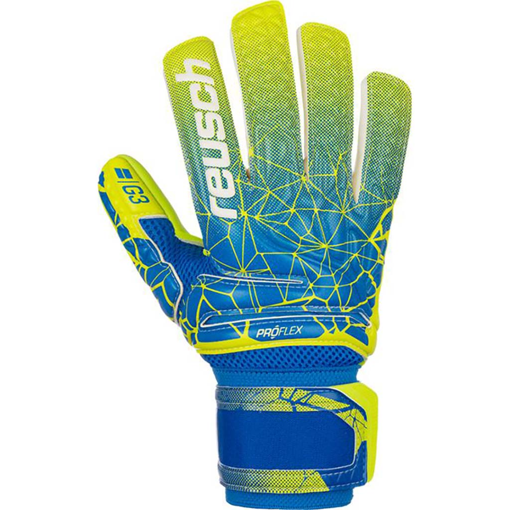 Reusch Fit Control Pro G3 Negative Cut soccer gloves
