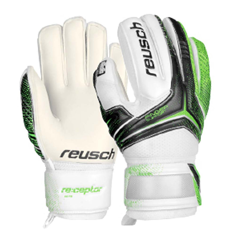 Reusch Receptor SG Finger Support gants de gardien de soccer junior