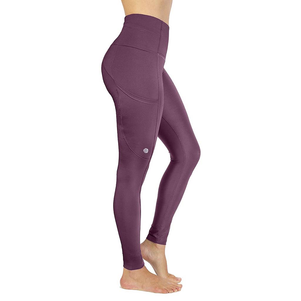 Rose Buddha Brave leggings de course a pied Energie