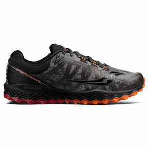 Saucony Peregrine 7 Runshield chaussure de course a pied trail homme Soccer Sport Fitness