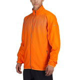 Manteau de course à pied homme Saucony Reflex orange
