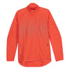 Manteau de course à pied femme Saucony Reflex orange vue face