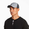 Saucony Speed Run running cap grey Soccer Sport Fitness