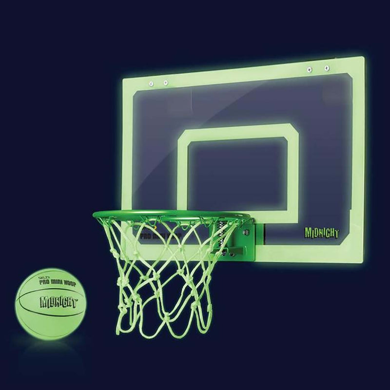 SKLZ Pro Mini-Hoop Midnight panier de basketball fluorescent