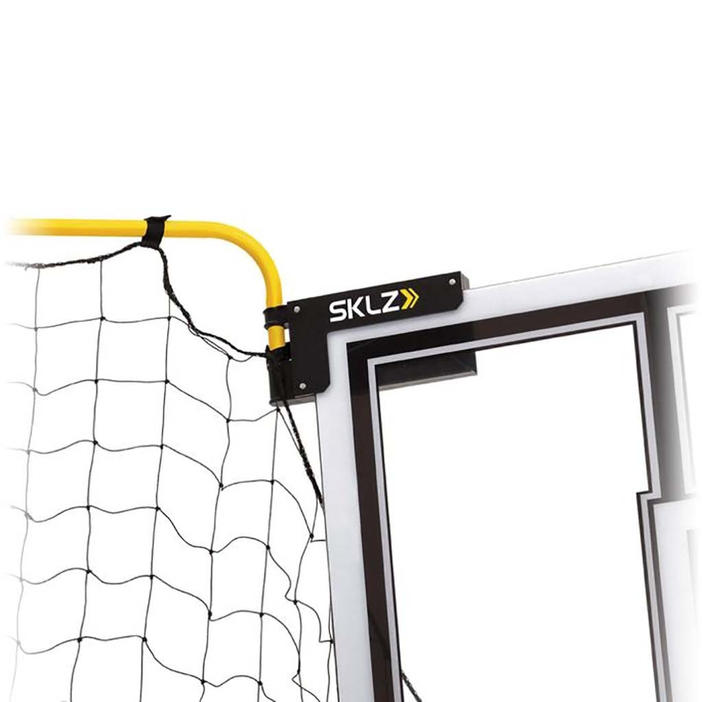 SKLZ Rapid Fire II filet de rebond de basketball pour entrainement closeup