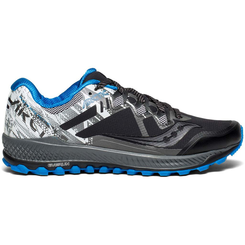 Saucony Peregrine 8 Ice+ chaussure de course a pied trail homme