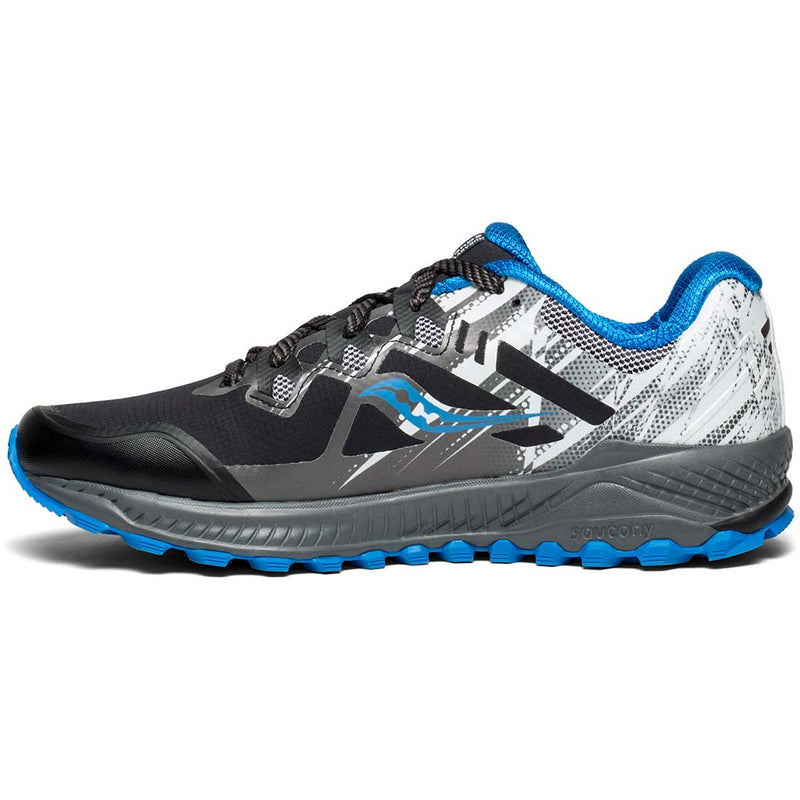 Saucony Peregrine 8 Ice+ chaussure de course a pied trail homme lv