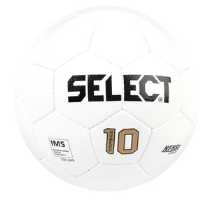 Select Sport America Numero 10 soccer ball all white