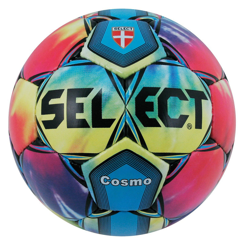 Ballon de soccer multicolore SELECT Cosmo