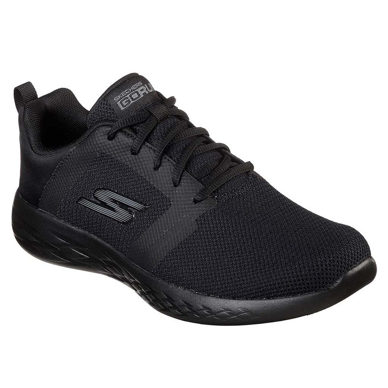 Skechers Go Run 600 Revel  men's light trainer shoe black