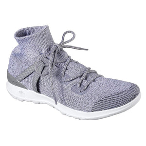 Skechers GoWalk Lite Evolution women's walk shoes grey
